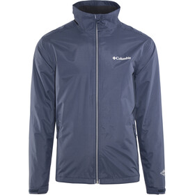 Columbia Bradley Peak Jas Heren, collegiate navy